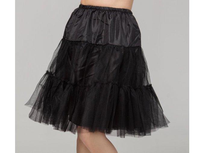 Spodnička pod šaty GOTTA černá