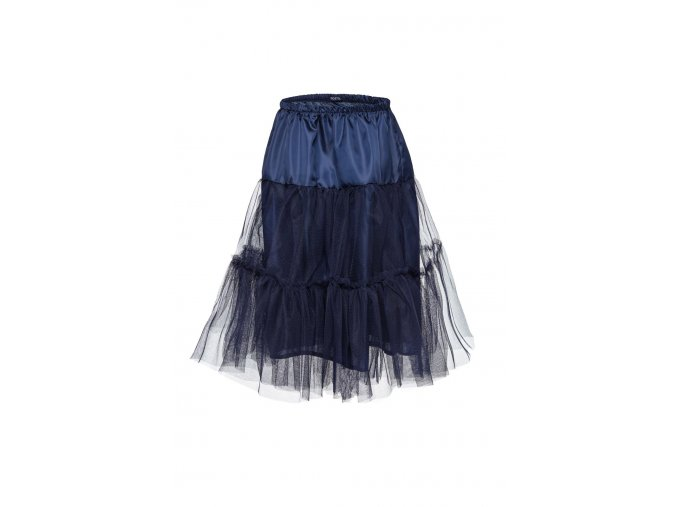 Spodnička pod šaty GOTTA modrá
