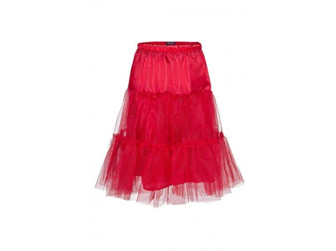 Spodnička pod šaty GOTTA červená