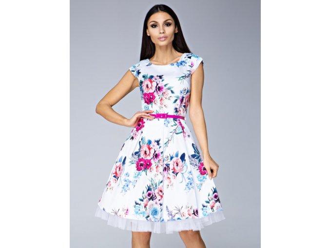 Dámské šaty Čajová růže