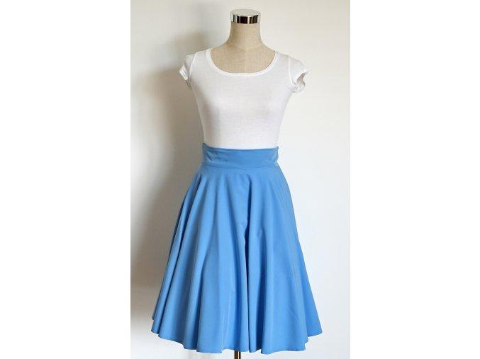 Dámská sukně Gotta Dance světle modrá