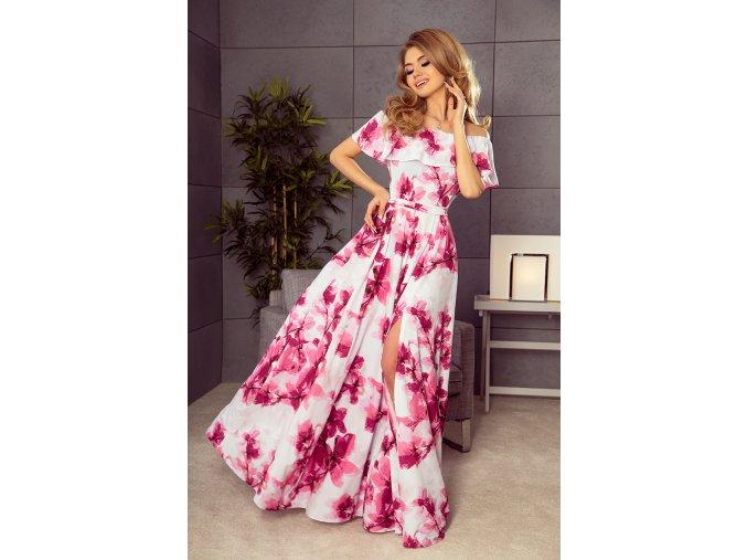 194 2 dluga suknia z hiszpansk 7773