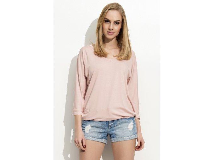 Dámské tričko Makada růžové