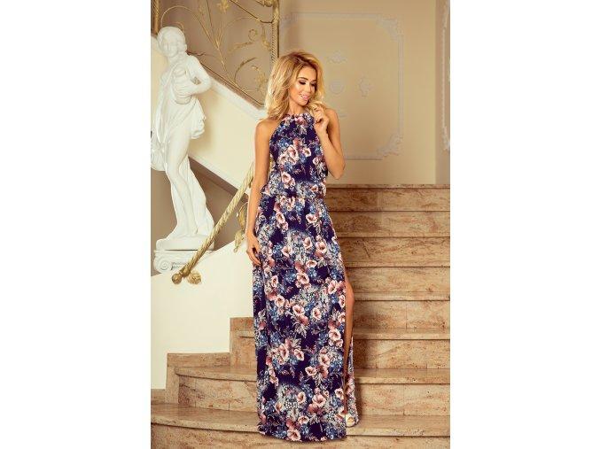 191 2 sukienka maxi wiazana na 7646