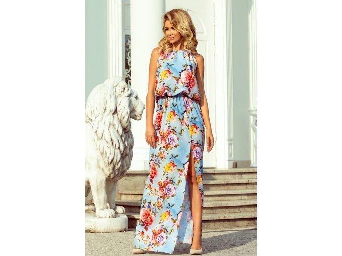 191 5 sukienka maxi wiazana na 8881
