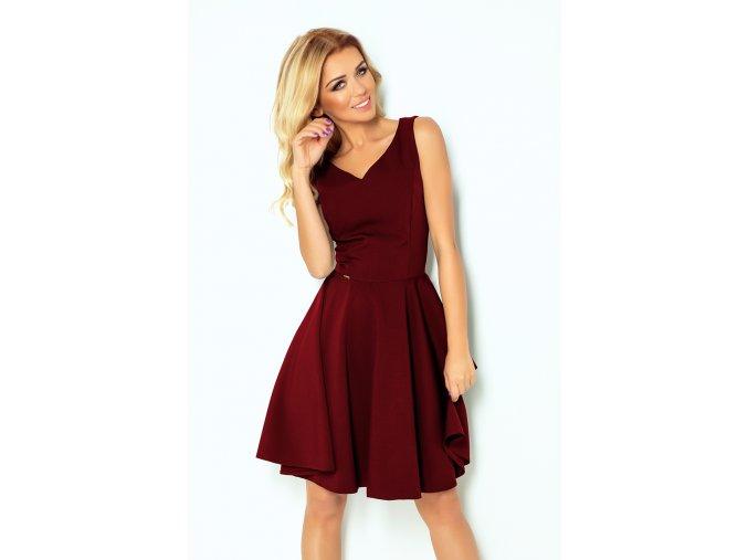 114 11 rozkloszowana sukienka 8518