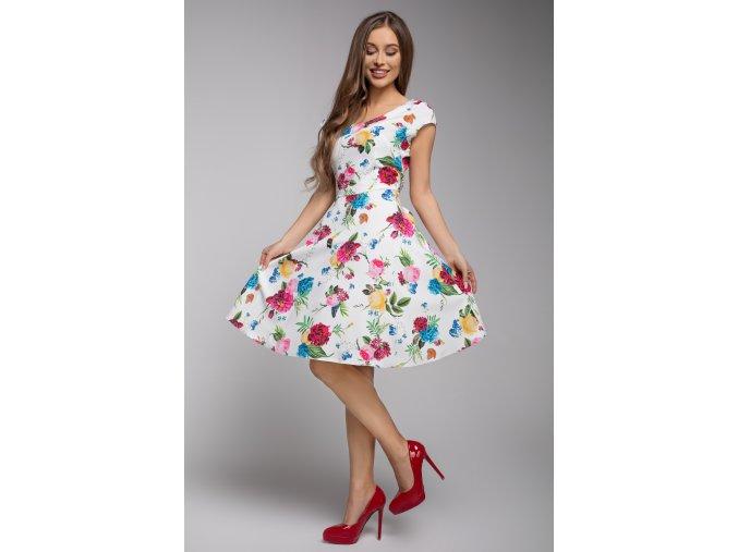 Dámské šaty Flamenco Veselé léto