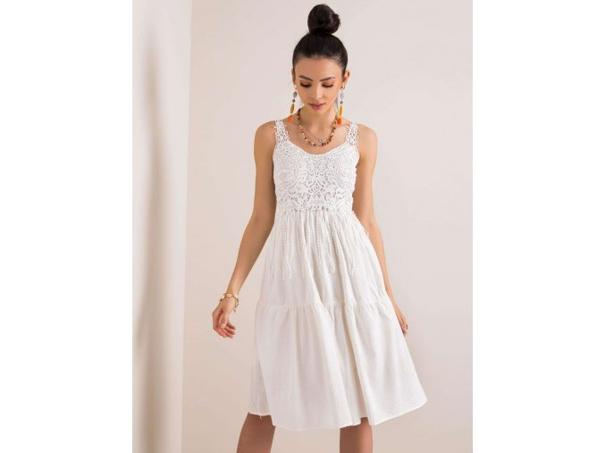 pol pl Biala sukienka Harmony RUE PARIS 350218 1