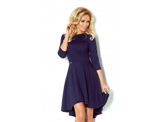 Dámské šaty Mystery modré (Velikost L)