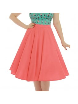 peggy sue coral full circle skirt p3405 19615 zoom