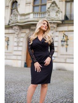 Dámské šaty Andalusie černé