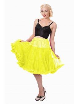 Banned spodnička pod šaty žlutá 58 cm