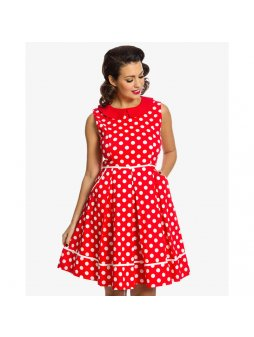 molly sue red polka5