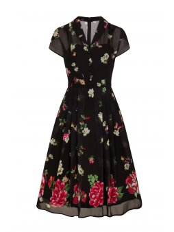 4826 jolie papillon dress black 10