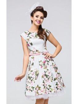 Dámské šaty PASO DOBLE zelené