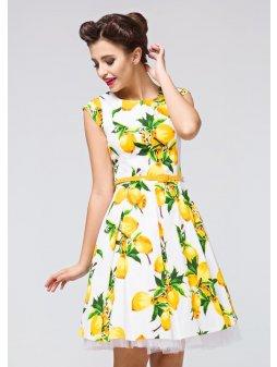 Dámské šaty Tango bílé