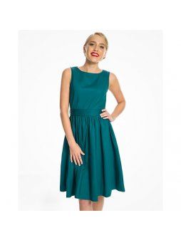 audrey deep teal 8831