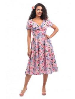 Dámské retro šaty Maria Country Garden