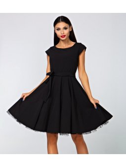 Dámské šaty Radost černé