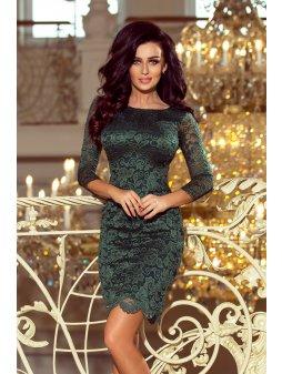 180 3 sukienka koronkowa z ozd 8060