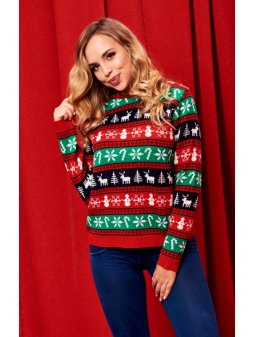 sweter winter time colors ilm a19 (1)
