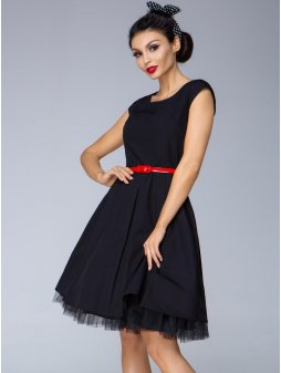 Dámské šaty Black Dance
