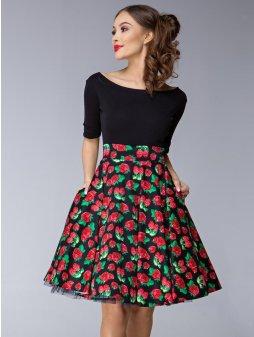 Dámská sukně Twist jahůdky