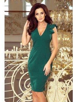 227 1 megan sukienka z dekolte 8990