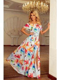 194 1 dluga suknia z hiszpansk 7767