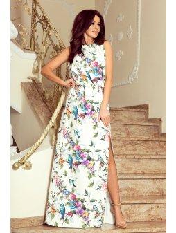 191 6 sukienka maxi wiazana na 9487