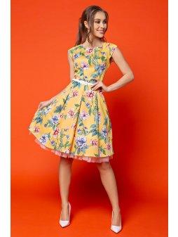 Dámské šaty Veselá louka