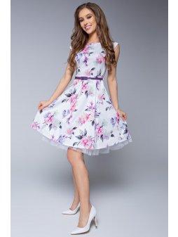 Dámské šaty Květinové Potěšení
