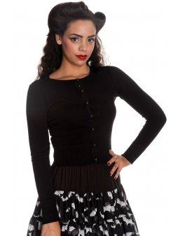 Dámský svetřík Paloma černý