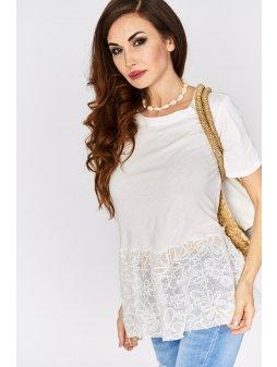 bluzka z koronkowym dolem (3)