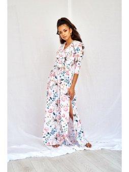sukienka maxi z elany spring flowers