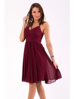 Dámské šaty Purity bordo