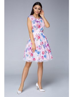 Dámské šaty Pohádka růžové