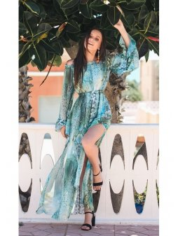 sukienka maxi z szyfonu blue lagoon (2)