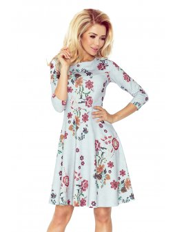 49 19 rozkloszowana sukienka z 5887