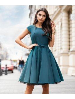 Dámské šaty Radost zelené