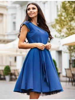 Dámské šaty Radost modré