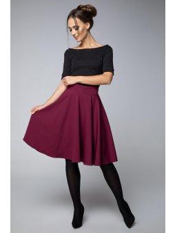 Dámská sukně Gotta Dance vínová