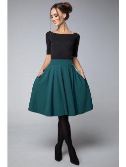 Dámská sukně Gotta Dance zelená