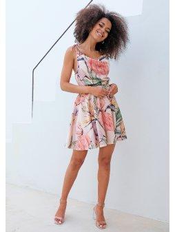 Dámské šaty Léto Flamingo