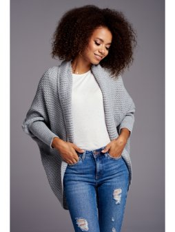sweter narzutka oversize ilm a01 szary (2)