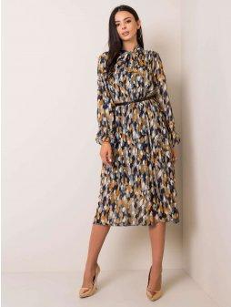 pol pl Niebiesko zolta sukienka Georgina 353533 1