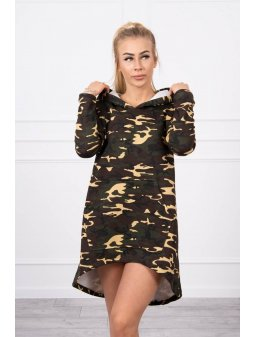 eng pl Camo dress khaki brown 17862 2