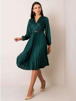 pol pl Ciemnozielona sukienka Royal 354829 1