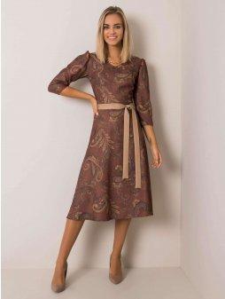 pol pl Brazowa sukienka Stacey 355292 1