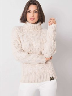 pol pl Ecru sweter Memphis RUE PARIS 355171 2